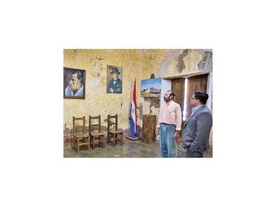Buscan restaurar la antigua casona del célebre Mangoré