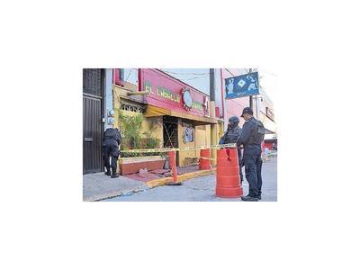 Masacre en un bar en México deja un saldo de 28 muertos