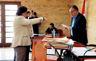 """Eligen a """"Kelembu"""" titular de Junta Municipal del CDE"""