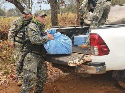 Fiscalía imputó a 10 presuntos miembros de una organización criminal de tráfico internacional de drogas