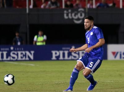 Bruno Valdez fue desconvocado de los amistosos internacionales Japón y Jordania