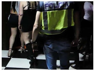 España: Desmantelan red dedicada a prostituir mujeres paraguayas