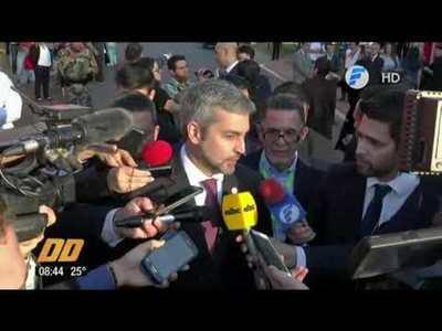 ¿Mario Abdo cambiará a ministros por exigencia de Horacio Cartes?