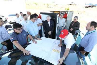 Se alistan para habilitar primera estación de carga eléctrica en Piribebuy