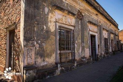 """Cultura asesorará restauración de la casona de Agustín Pio Barrios """"Mangoré"""""""