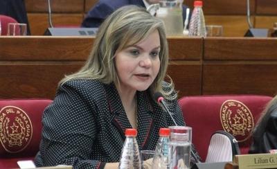 """HOY / """"Necesitamos que el presidente tenga paz"""", clama Lilian Samaniego"""