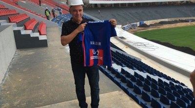 'Soñando con la victoria de Cerro'