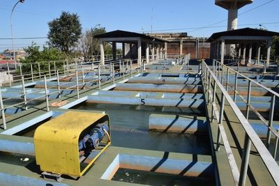 Podría faltar agua en Encarnación por tareas de mantenimiento