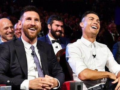 """Cristiano: """"La rivalidad entre Messi y yo es historia del fútbol"""""""