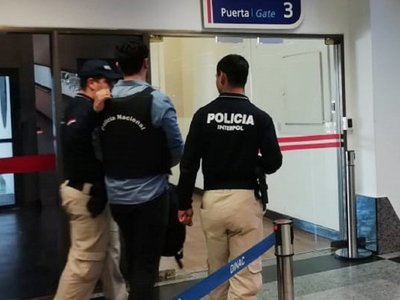 Condenado en Paraguay compurgará pena en Brasil