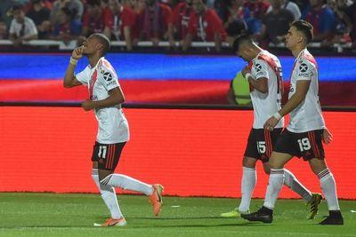 Del juzgado al gol en La Nueva Olla