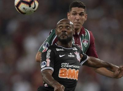 El gol de visitante le da el pase a Corinthians a semfinales