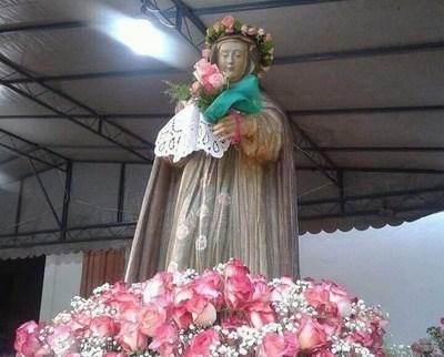 Hoy se celebra el día de Santa Rosa de Lima