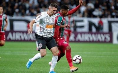 HOY / Corinthians empata en el Maracaná y pasa a las semifinales de la Sudamericana