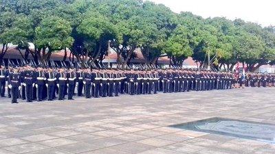 La Policía festeja su día y de su santa patrona