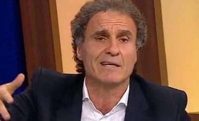 """HOY / Ruggeri le pegó duro a Cerro: """"Si me decías Olimpia, es otra cosa"""""""