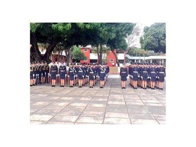 Policías conmemoran su día y el de su patrona Santa Rosa de Lima