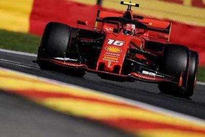 Ferrari lidera en el primer libre
