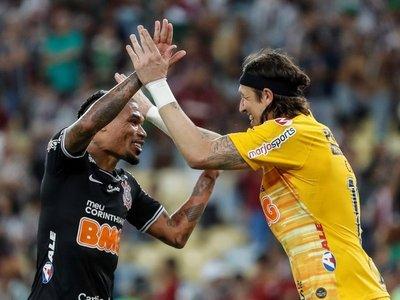 Corinthians empata en el Maracaná y pasa a semifinales de Sudamericana