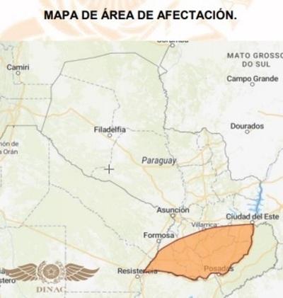 Informe Meteorológico 30-08-19