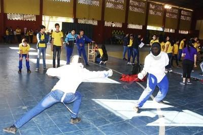 Buscan a futuros deportistas para representar a Paraguay •