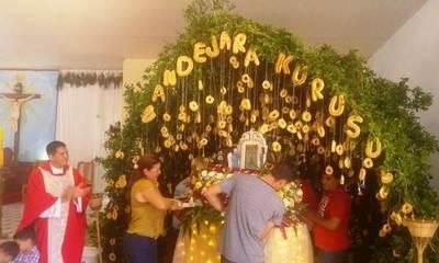 Celebran Kurusu ára con karu guasu y 1.300 chipas •