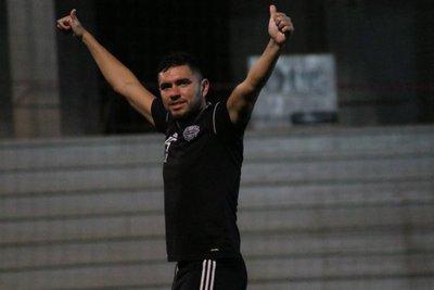 Ortega deja Olimpia y va a Colón de Santa Fe