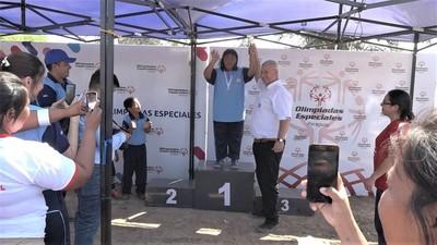Destacan oportunidad de inclusión en Olimpiadas Especiales en el Chaco