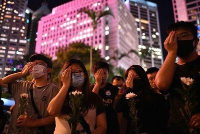 Detenciones de manifestantes pro democracia en Hong Kong antes de protesta prohibida