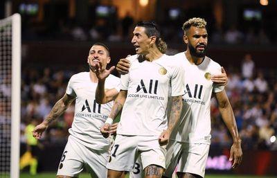PSG cumple en Metz sin sus estrellas