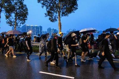 Oleada de arrestos a activistas en Hong Kong