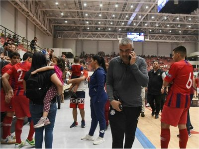 Sin final: La violencia se apoderó del futsal