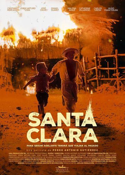 """Fran Villalba compuso música para la película boliviana """"Santa Clara"""""""