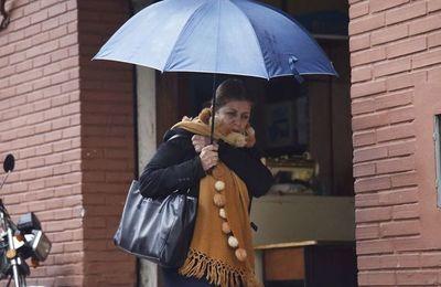 Agosto se despide con lluvias y tormentas eléctricas