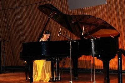 "Pianista paraguaya presentó su disco ""Purahéi che retãgua"" en Buenos Aires"