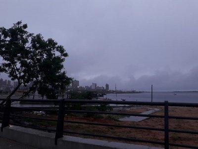 Meteorología anuncia un sábado fresco y con tormentas