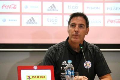 Paraguay buscará desarrollar fútbol de posesión en próximos amistosos