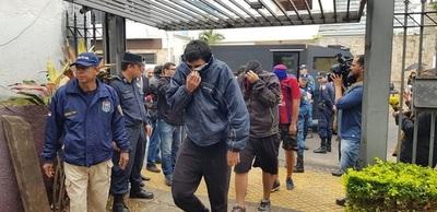 Policía detiene a 220 personas tras enfrentamiento en final de futsal