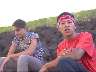 Un rapero mbya guarani lanza su primer videoclip en Argentina