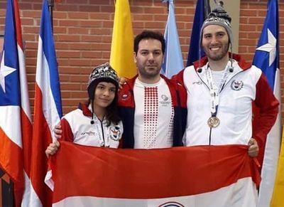 García y Viveros ganan el bronce