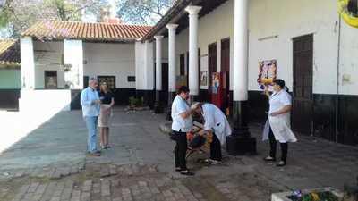 Cultura acompaña puesta en valor de la Escuela General Díaz de Asunción