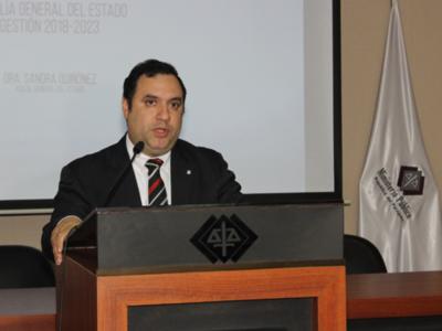 Fiscalía presenta apelaciones en el caso de Miguel Cuevas