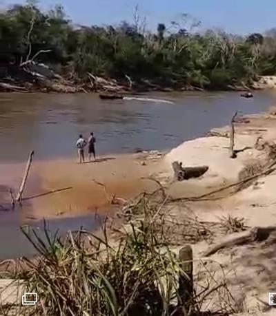 Rescatan cuerpo de niño ahogado