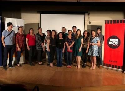 Se Inauguró El Emprendimiento Amamos Cine