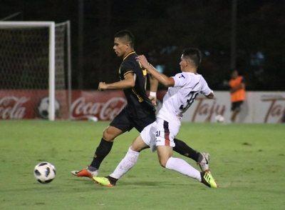 Guaraní y General Díaz, dos equipos en alza, cierran hoy la jornada de fútbol