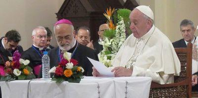 Nuevo cardenal sugiere diálogo entre partidos para salir de crisis política