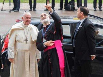 Papa Francisco nombrará cardenal a religioso naturalizado paraguayo