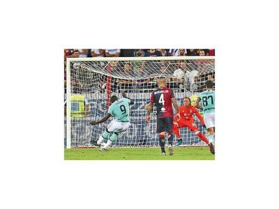 El Inter y Torino en lo alto