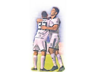 Olimpia recuperó la capacidad goleadora