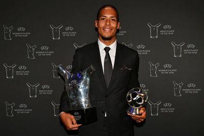 El defensor holandés que destronó a Messi y Ronaldo: Virgil Van Dijk
